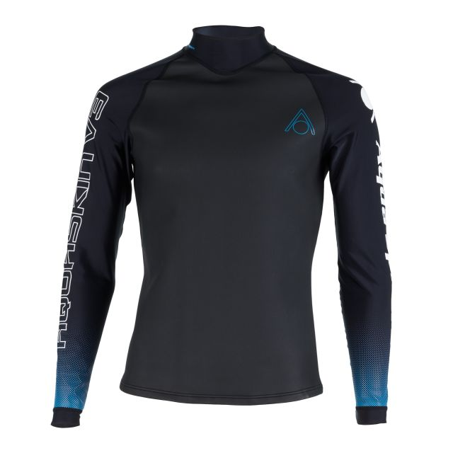 Aqua Sphere Mens Aqua Skin V3 Long Sleeve Wetsuit Top