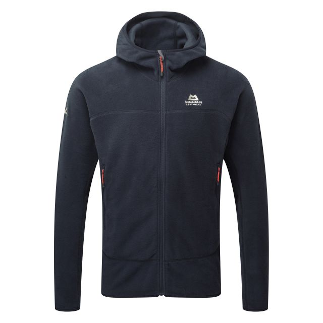 Mountain Equipment Mens Micro Zipped Fleece Jacket