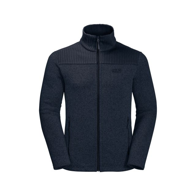 Jack Wolfskin Mens Scandic Fleece Jacket