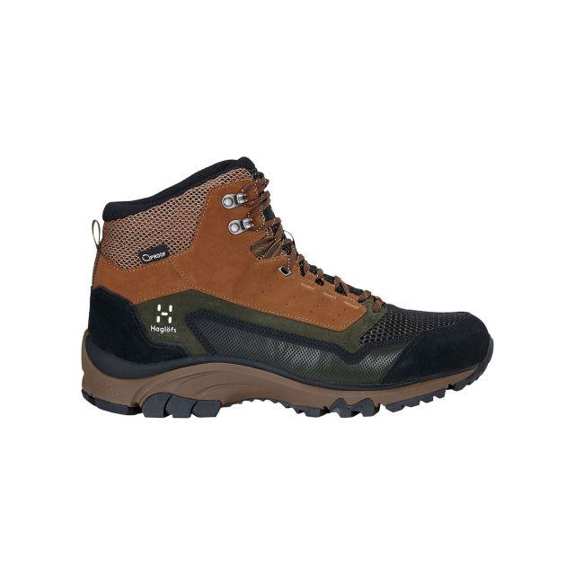 Haglofs Mens Skuta Mid Proof Eco Walking Boots