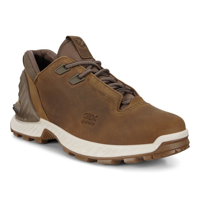 ECCO Mens ExoHike Low Walking Shoes