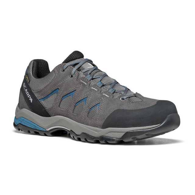 Scarpa Mens Moraine Gore Tex Walking Shoes