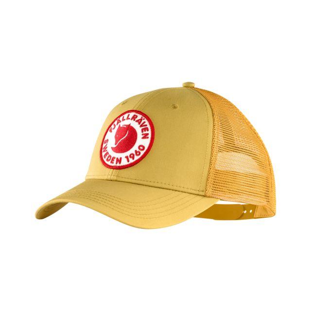 Fjallraven 1960 Logo Långtradarkeps Cap