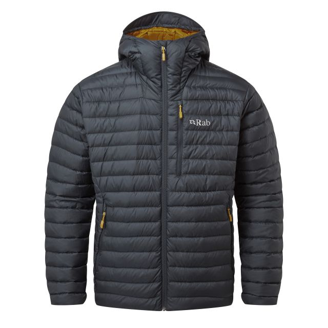 Rab Mens Microlight Alpine Insulated Down Jacket