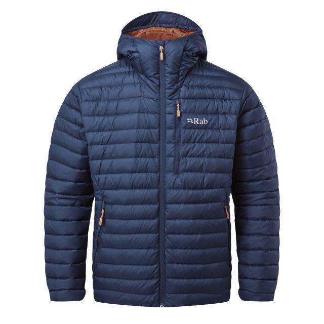 Rab Mens Microlight Alpine Insulated Down Jacket