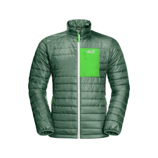 Jack Wolfskin Mens Routeburn Insulated Jacket