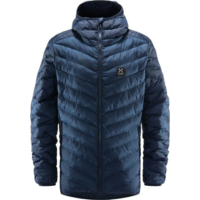 Haglofs Mens Sarna Mimic Hooded Insulated Jacket