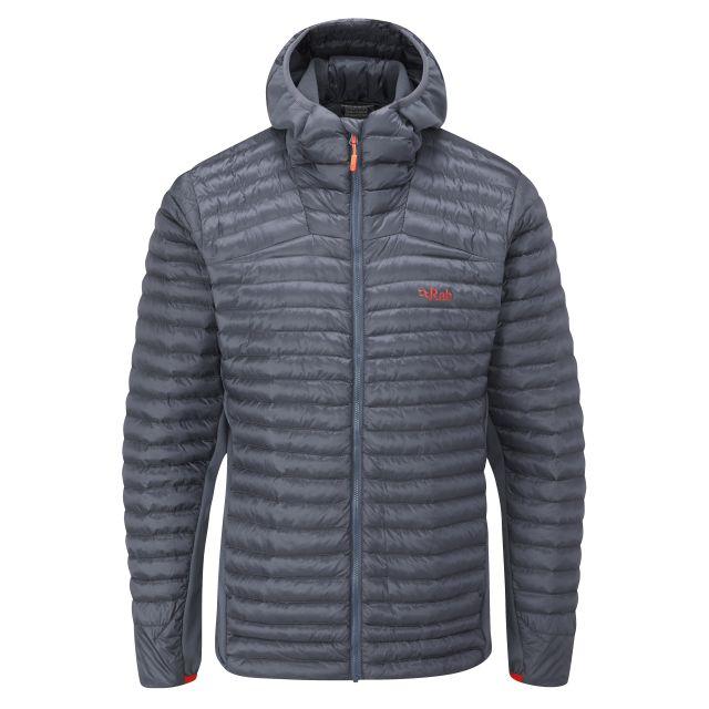 Rab Mens Cirrus Flex 2.0 Hooded Insulated Jacket