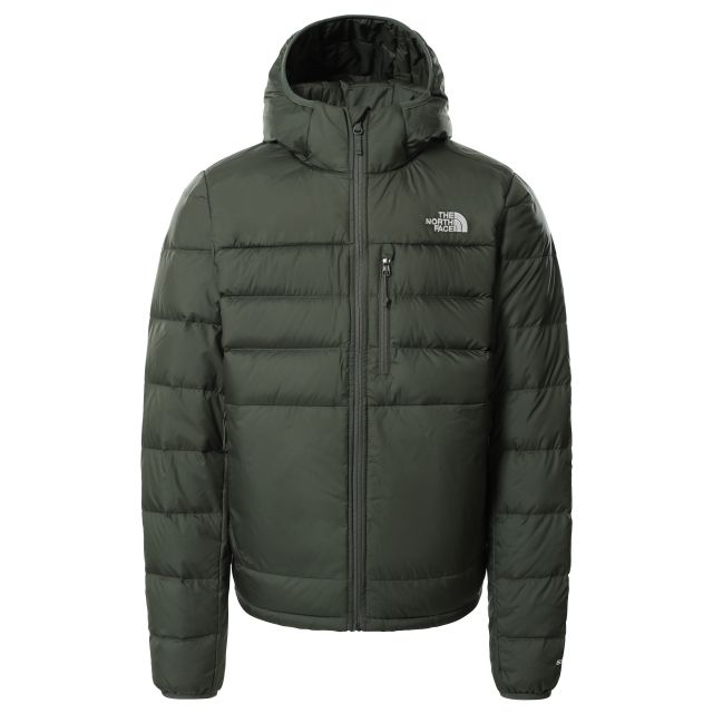The North Face Aconcagua 2 Mens Hooded Insulated Jacket