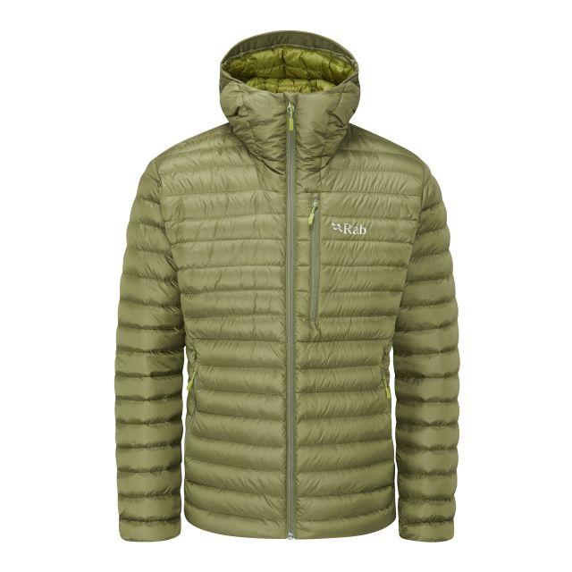 Rab Microlight Alpine Mens Down Jacket