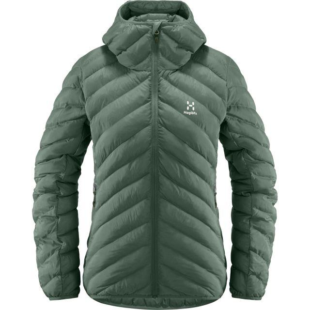 Haglofs Sarna Mimic Mens Hooded Insulated Jacket