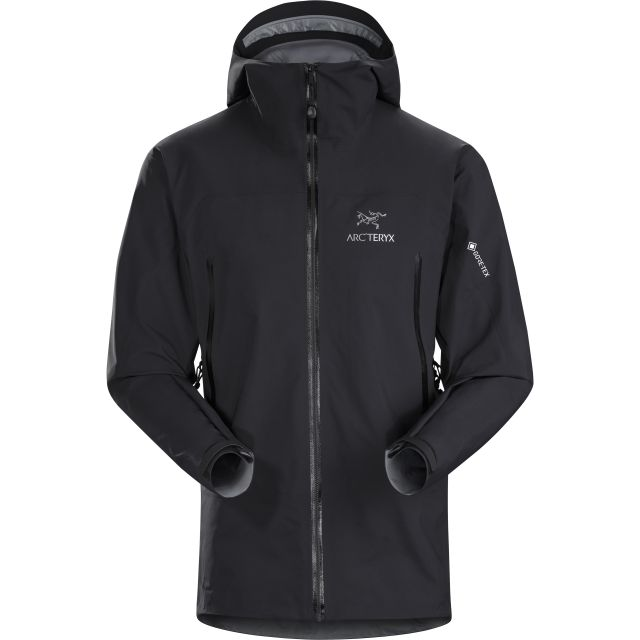 Arcteryx Mens Zeta Waterproof Jacket