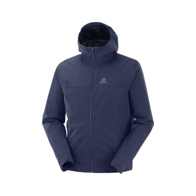 Salomon Mens Explore Waterproof Jacket
