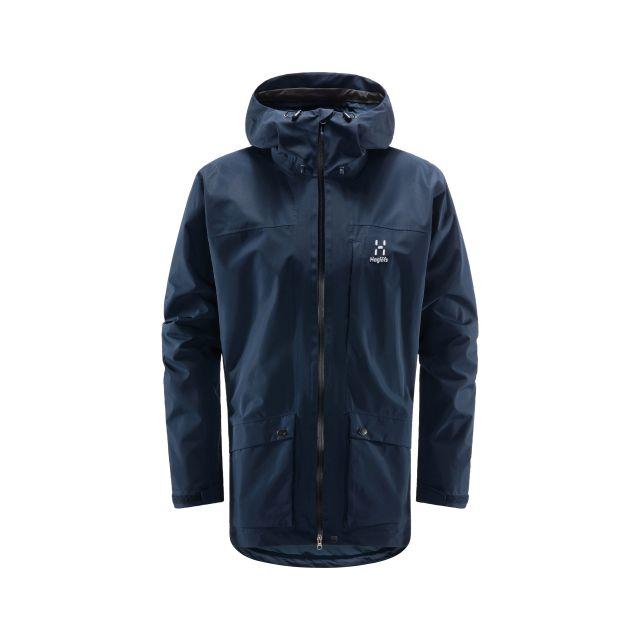 Haglofs Mens Rubus Gore-Tex Waterproof Jacket