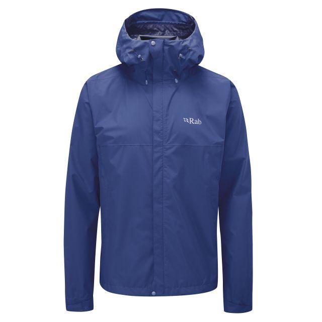Rab Mens Downpour Eco Waterproof Jacket