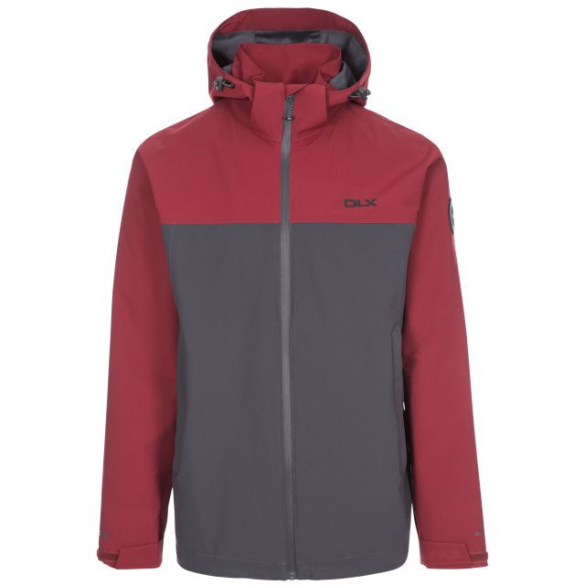 DLX Mens Marton Softshell Jacket