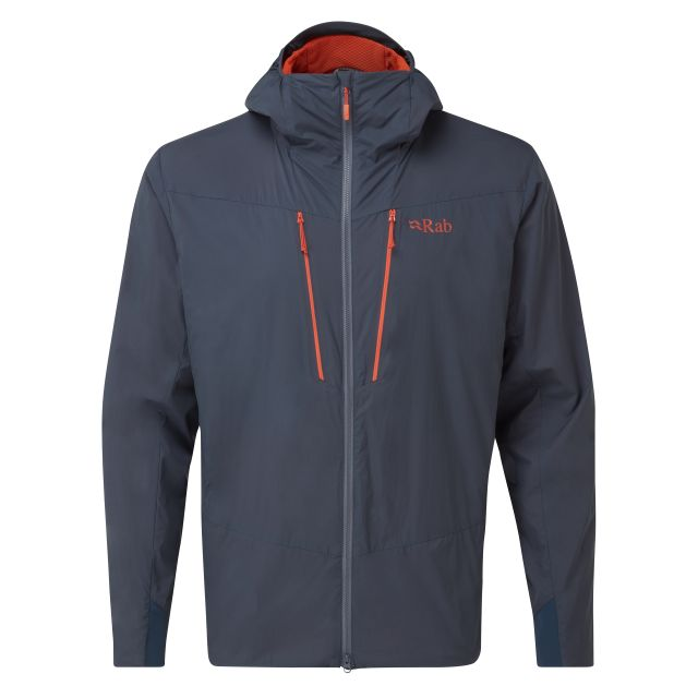 Rab Mens Vapour-Rise Alpine Light Softshell Jacket