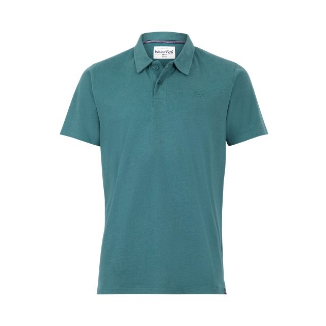 Weird Fish Quay Mens Polo Shirt