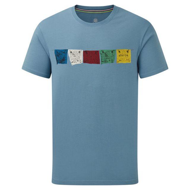 Sherpa Tarcho Mens T-Shirt