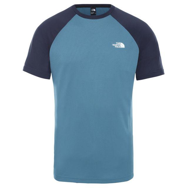 The North Face Mens Tanken Raglan T Shirt
