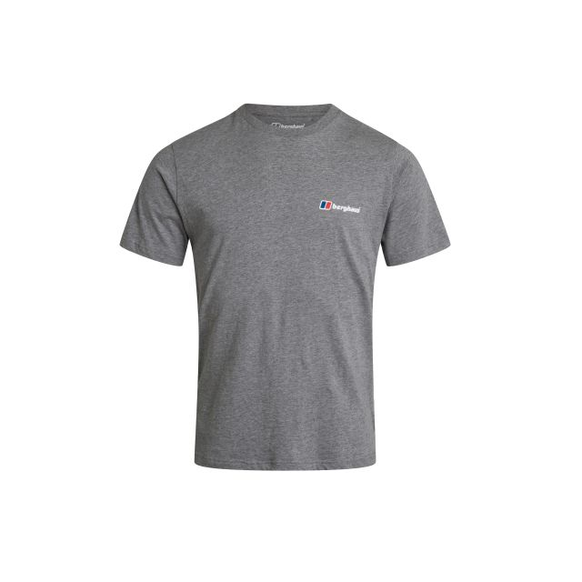 Berghaus Front and Back Logo T-Shirt