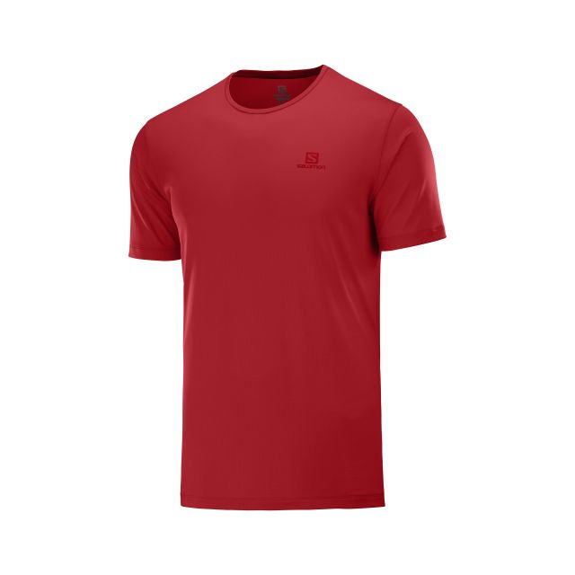 Salomon Mens Agile Training T Shirt