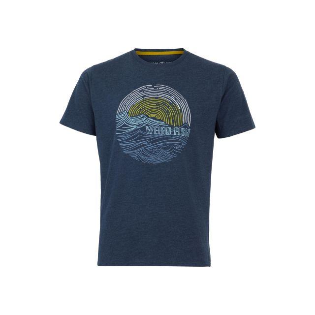 Weird Fish Mens Ocean T Shirt