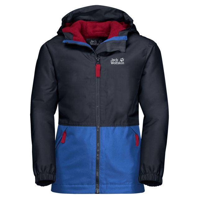 Jack Wolfskin Snowy Days Kids Waterproof Jacket