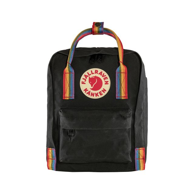 Fjallraven Kanken Rainbow Mini Backpack