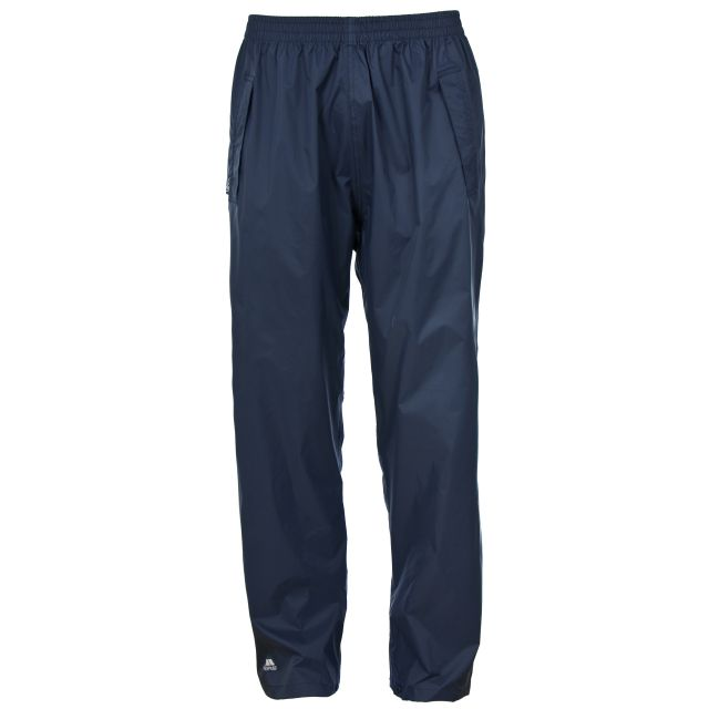 Trespass Unisex Qikpac Waterproof Trousers