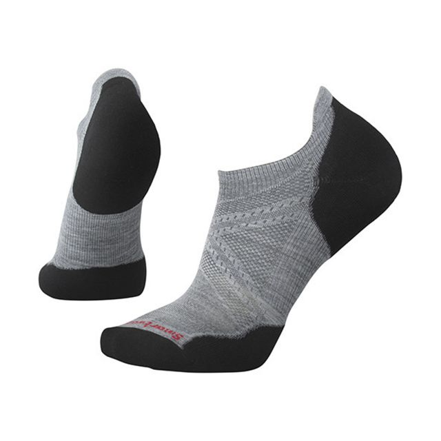 Smartwool Run Targeted Cushioned Low Ankle Socks
