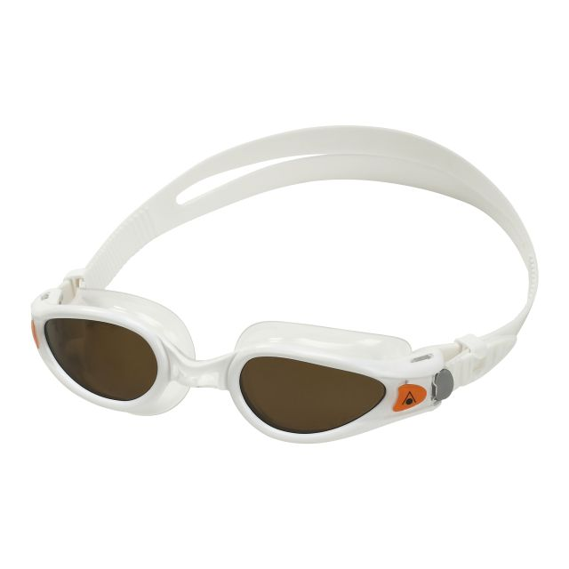 Aqua Sphere Kaiman Exo Polarised Open Water Swimming Goggles