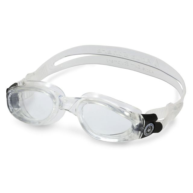 Aqua Sphere Kaiman Clear Open Water Swimming Goggles