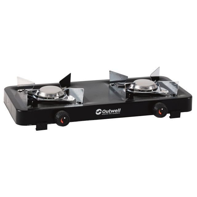 Outwell Appetizer 2 Burner Camping Stove