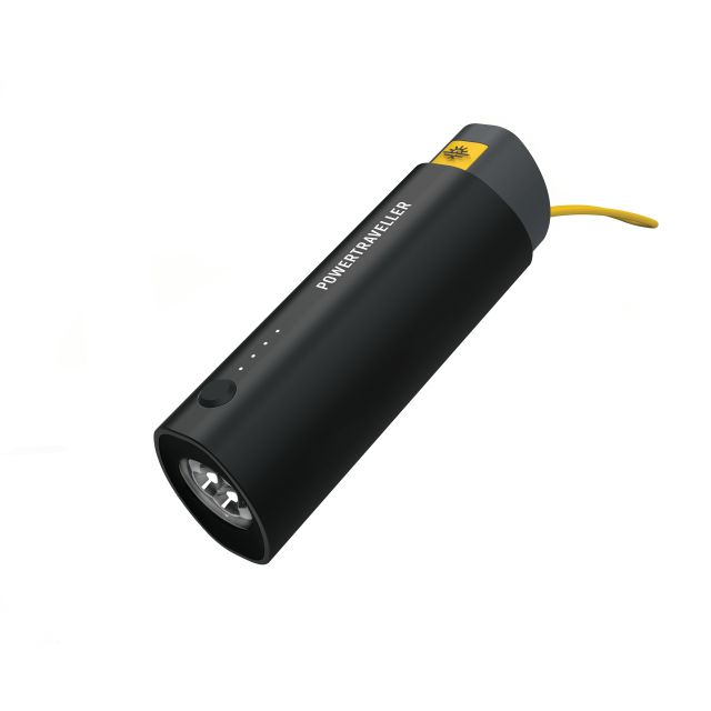The Powertraveller Merlin 15 Portable Charger