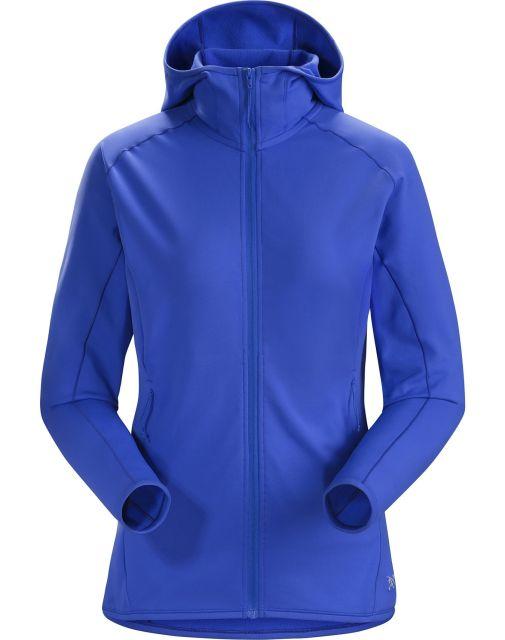 Arcteryx Womens Adahy Hooded Fleece Jacket