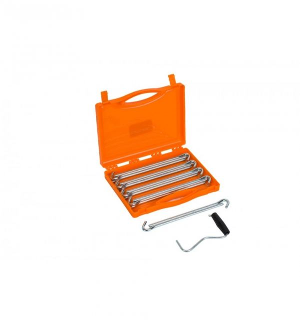 Vango Anchor Steel Tent Pegs Set