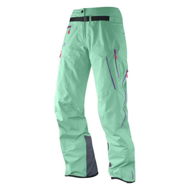 Salomon Women's Soulquest BC GORE-TEX Ski Pants