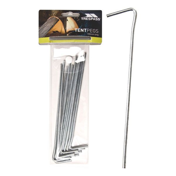 Trespass Axion Tent Pegs