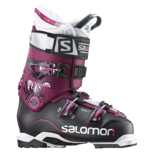 Salomon Quest Pro 100 Womens Ski Boots