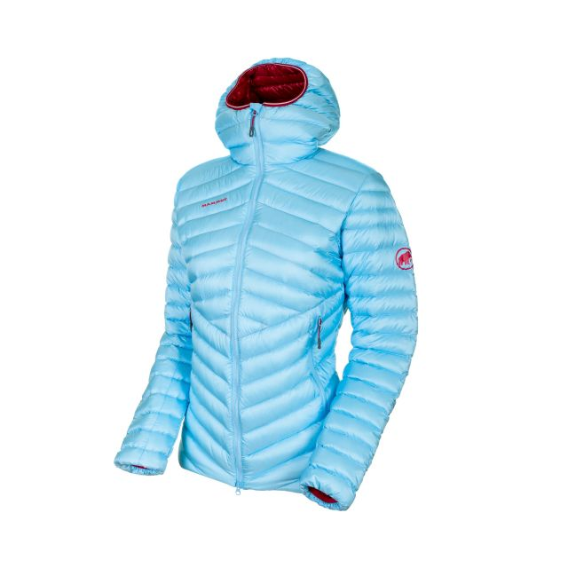Mammut Broad Peak Womens Insulated Hooded Jacket