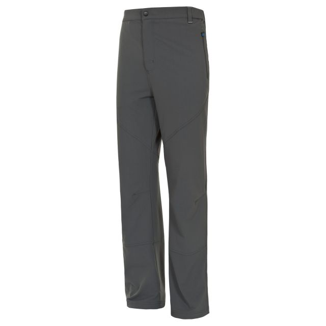 DLX Men's Canyon Softshell Walking Trousers