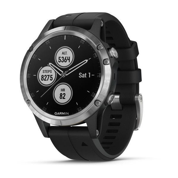 Garmin Fenix 5 Plus Sat Nav GPS Watch
