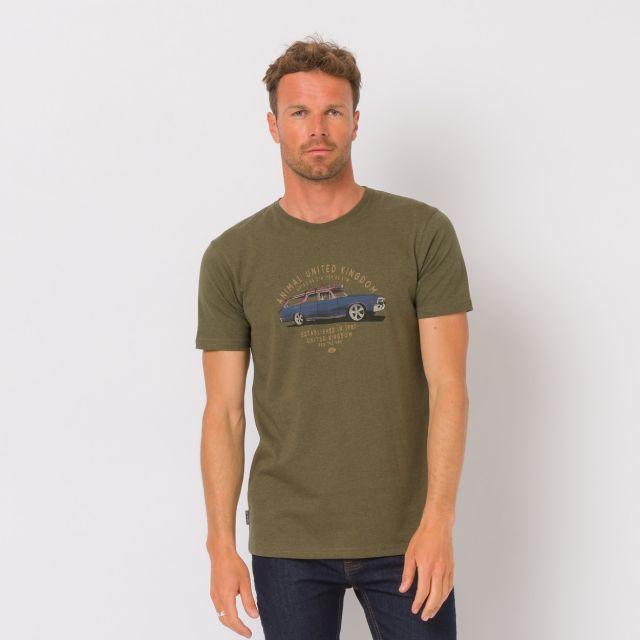 Animal Mens Woody T-Shirt