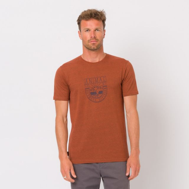 Animal Mens Isle T-Shirt