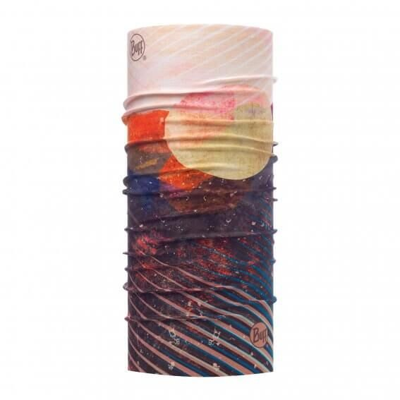 Buff UV Protection Collage Neck Warmer Scarf