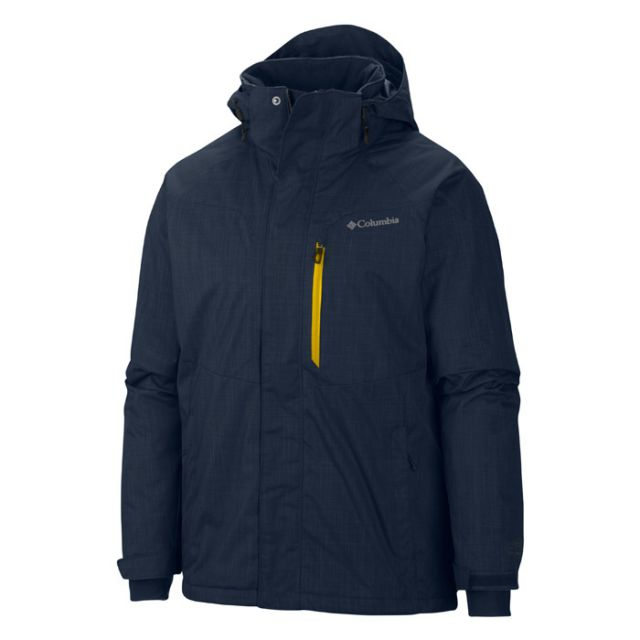 Columbia Mens Alpine Action Jacket