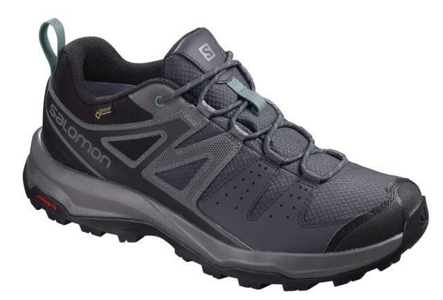 Salomon Womens X Radiant Gore-Tex Walking Shoes