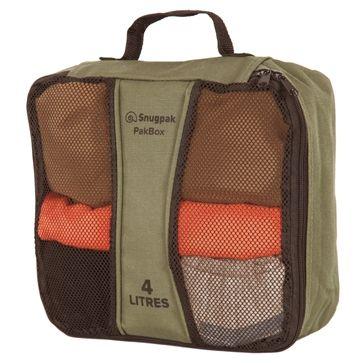 Snugpak Pakbox 4 Backpack Organiser OLIVE