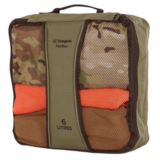 Snugpak Pakbox 6 Backpack Organiser OLIVE